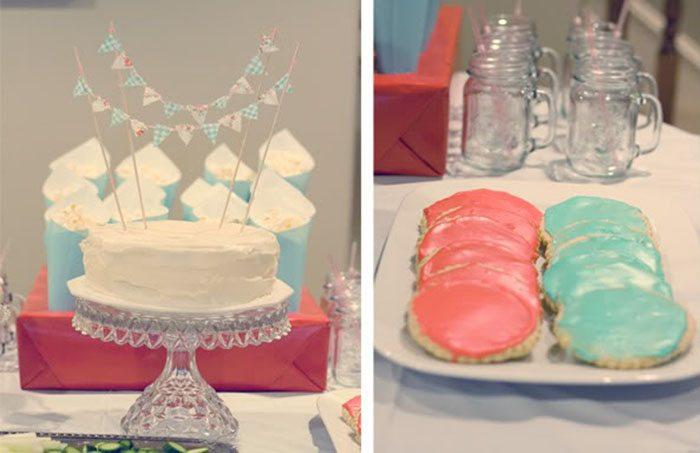 decorate children's birthday cake