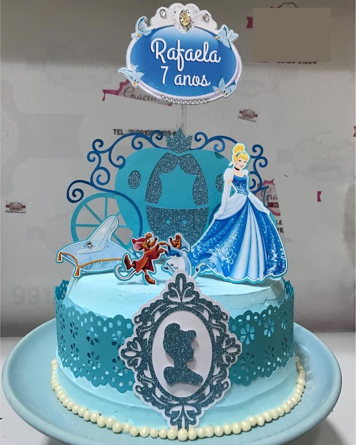 Princess toppers are widely used