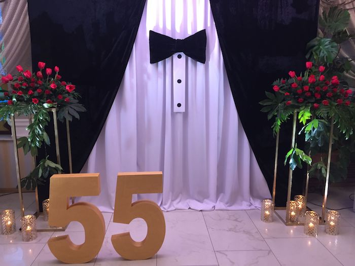 Creative composition for adults party