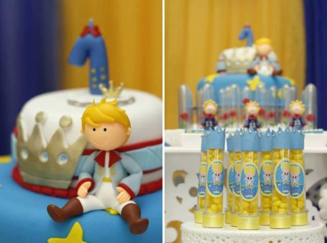 Little Prince theme party decoration. (Photo: Disclosure)