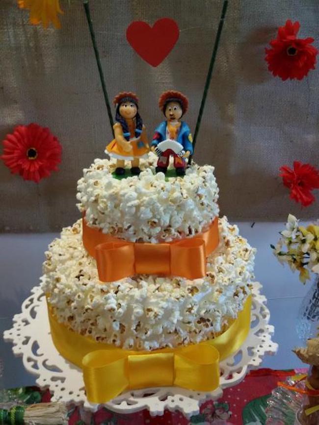 Two caipirinhas decorate the top