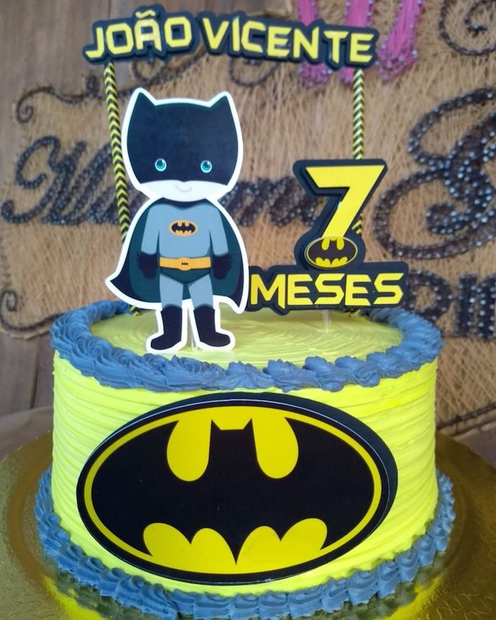 Batman's crossover