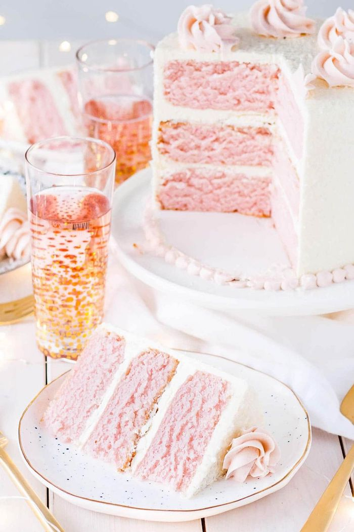 The pink dough and the white filling is all about the delicacy of the date