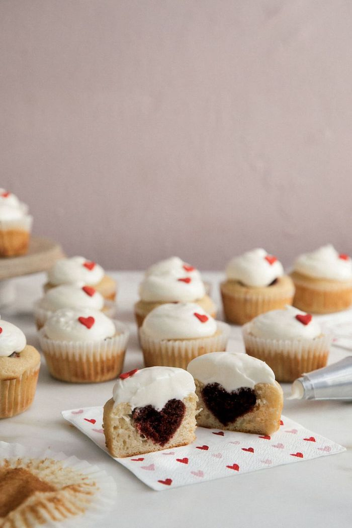 How about preparing a cupcake with