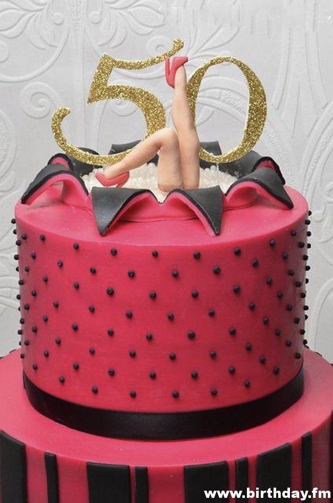 Cake for a daring birthday girl.