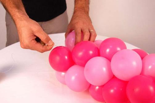 garland of balloons08