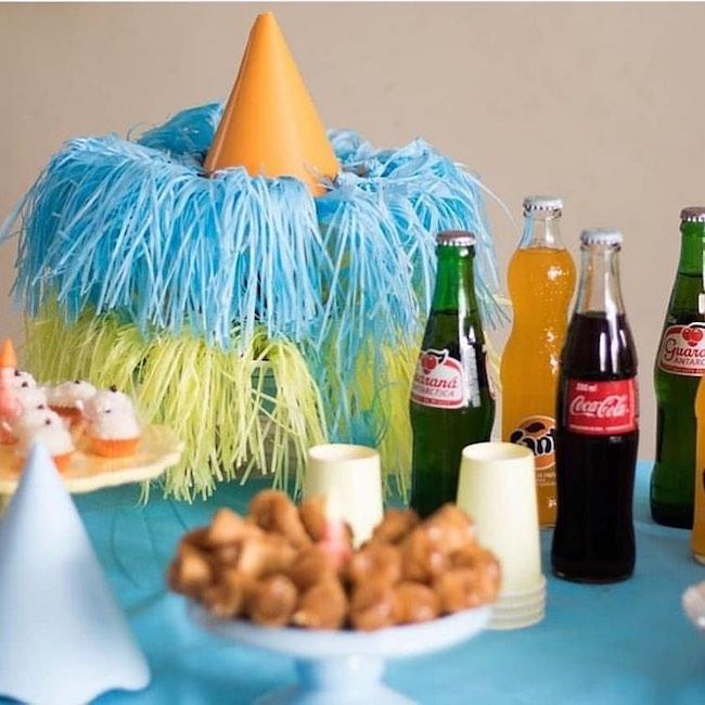 Bottle soft drinks create the feeling of nostalgia