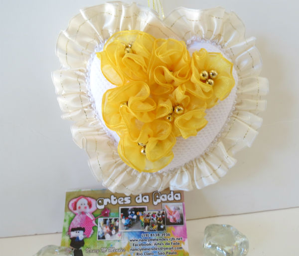 How to make scented pillow 11