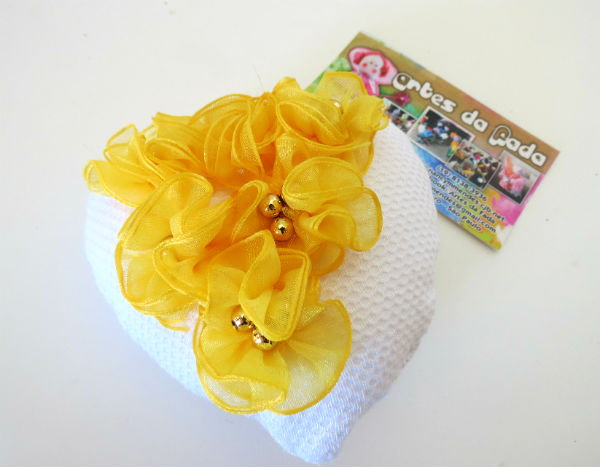 How to make scented pillow 9