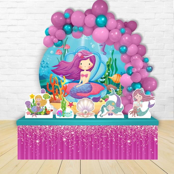 You can make a balloon panel too