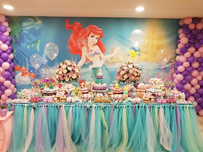 The Little Mermaid is a variation of this theme