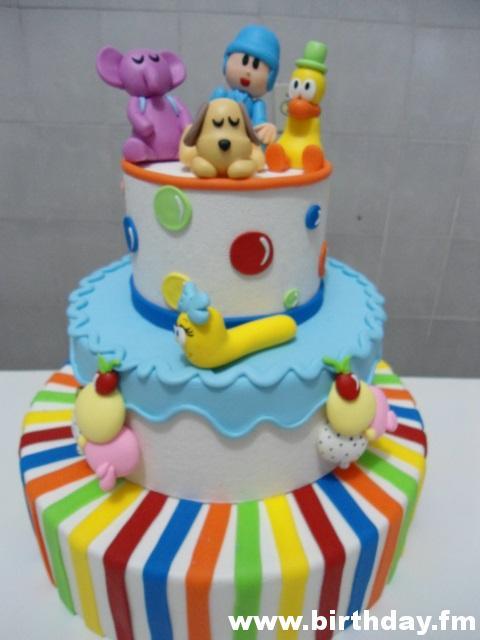 cake-scenografico-do-pocoyo