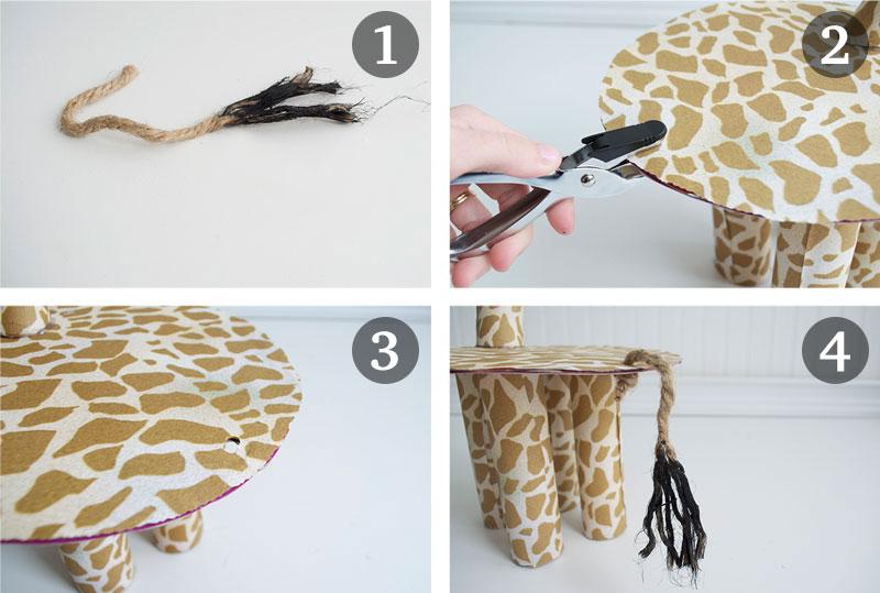 how-to-make-ornament-table-birthday-child-theme-zoological-safari-giraffe-cupcake-6