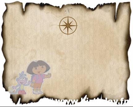 adventurous dora map template