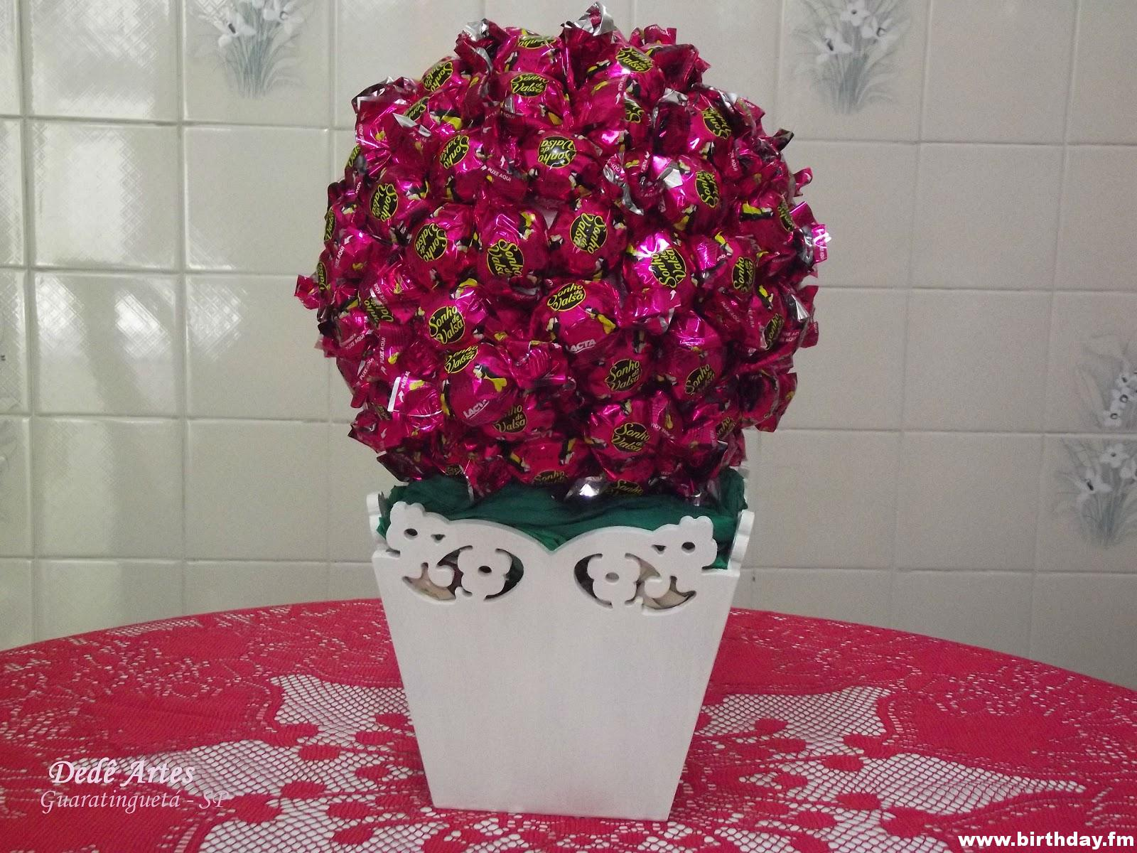 How To Make Candy Tree Or Candy Topiary Birthday Fm Home Of Birtday Inspirations Wishes Diy Music Ideas