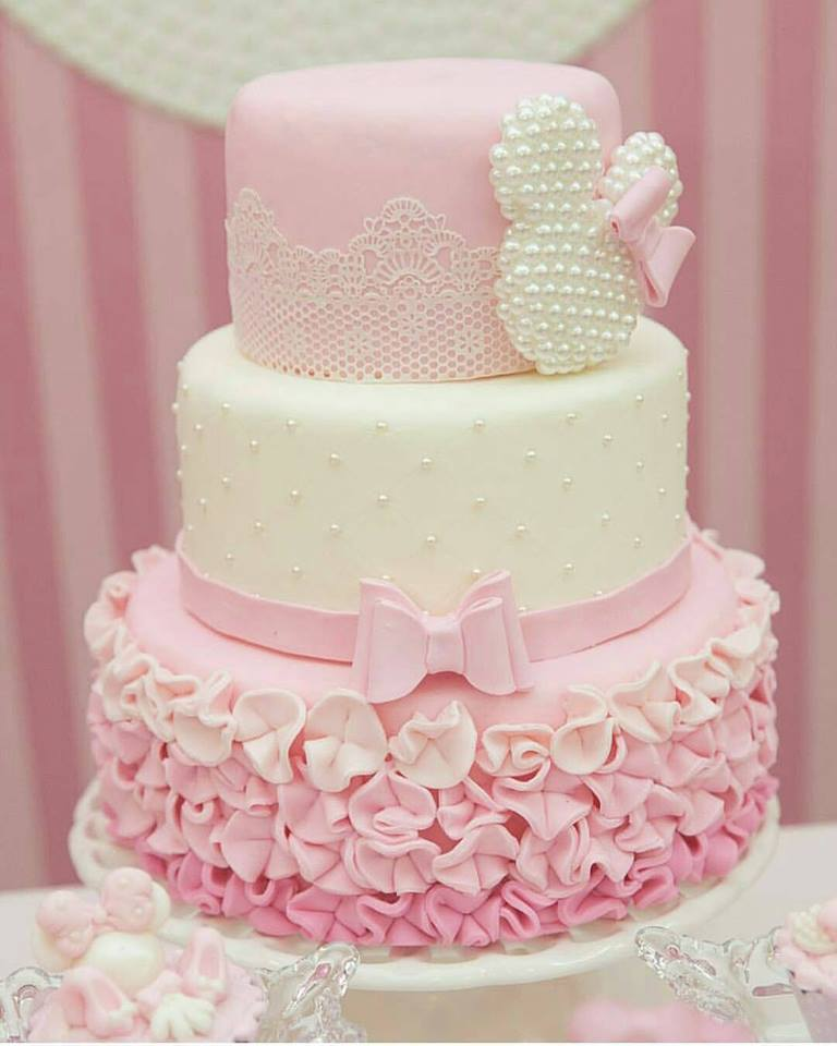 Minnie Pink Cake Inspire Your Party 3