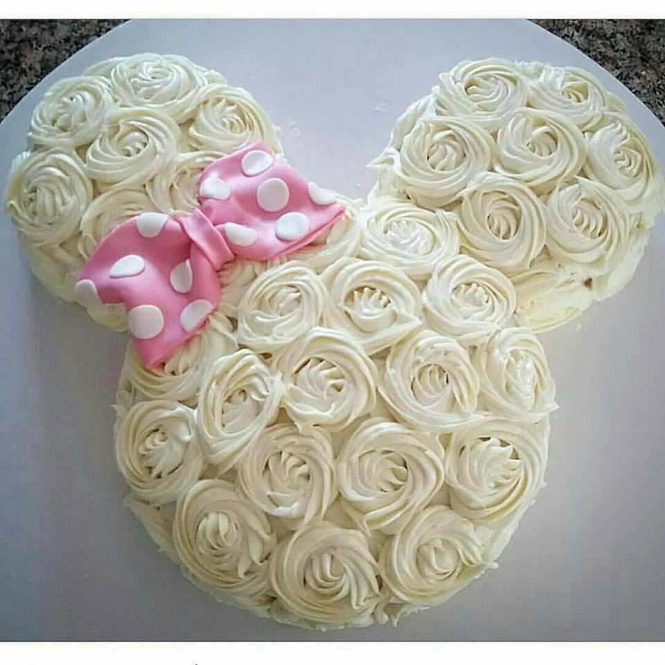 Minnie Pink Cake Inspire Your Party 6
