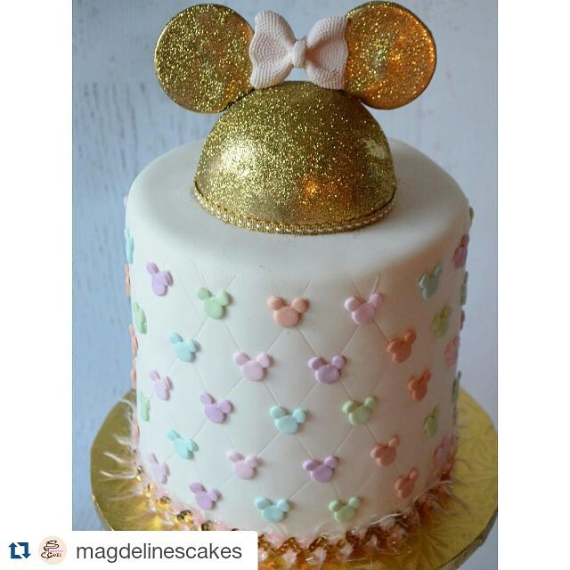 Minnie Pink Cake Inspire Your Party 16