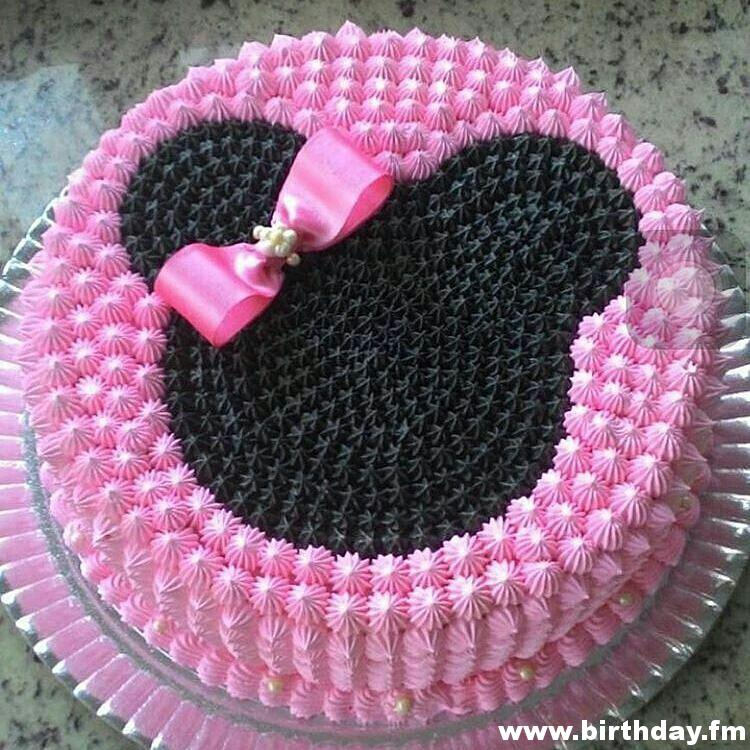 Minnie Pink Cake Inspire Your Party 1