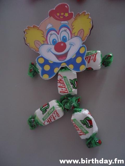 clown souvenir